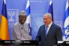 Netanyahu to formally renew ties with Chad on historic visit