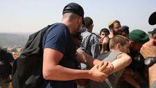 Cisjordanie: heurts entre policiers israéliens et résidents d'implantation