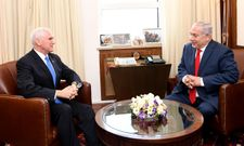 Pence says US embassy in Jerusalem to open by end of 2019