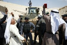 Israel gives Bedouin villagers until end of month to leave