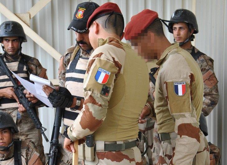 Mort d'un parachutiste des forces spéciales françaises