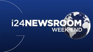 i24NEWSROOM WEEK-END