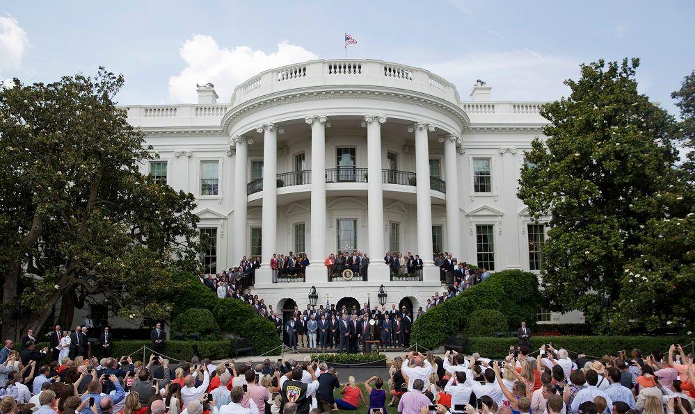 White House: Trump Remarks on Police Suspects 'Joke'