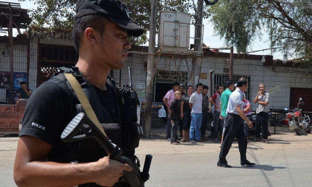 Explosion devant une maternelle en Chine: 7 morts et 66 blessés