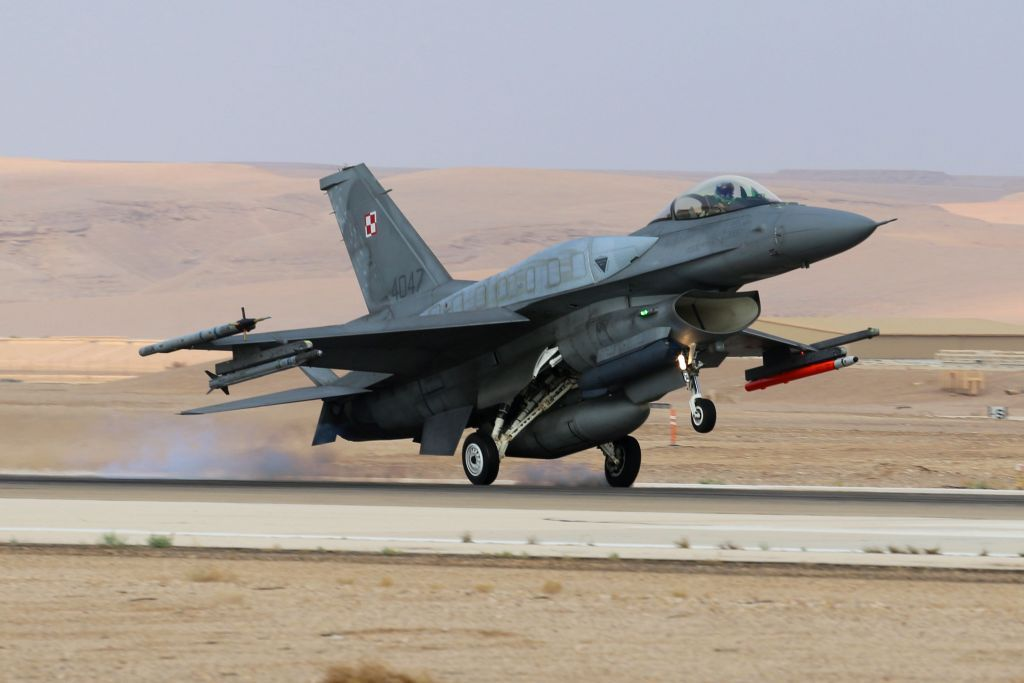 Israeli Air Force to host seven nations for two-week military drill