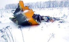 Russie: aucun survivant dans le crash de l'avion près de Moscou, 71 morts