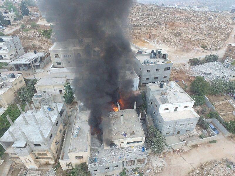 IDF demolishes home of terrorist who killed Israeli policewoman in June attack