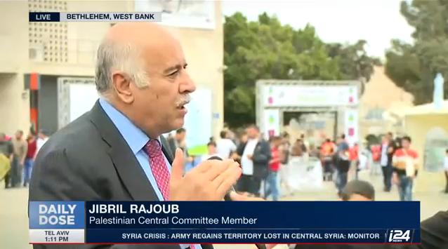 """EXCLU: """"Netanyahou n'est pas un partenaire pour la paix"""" (responsable Fatah)"""