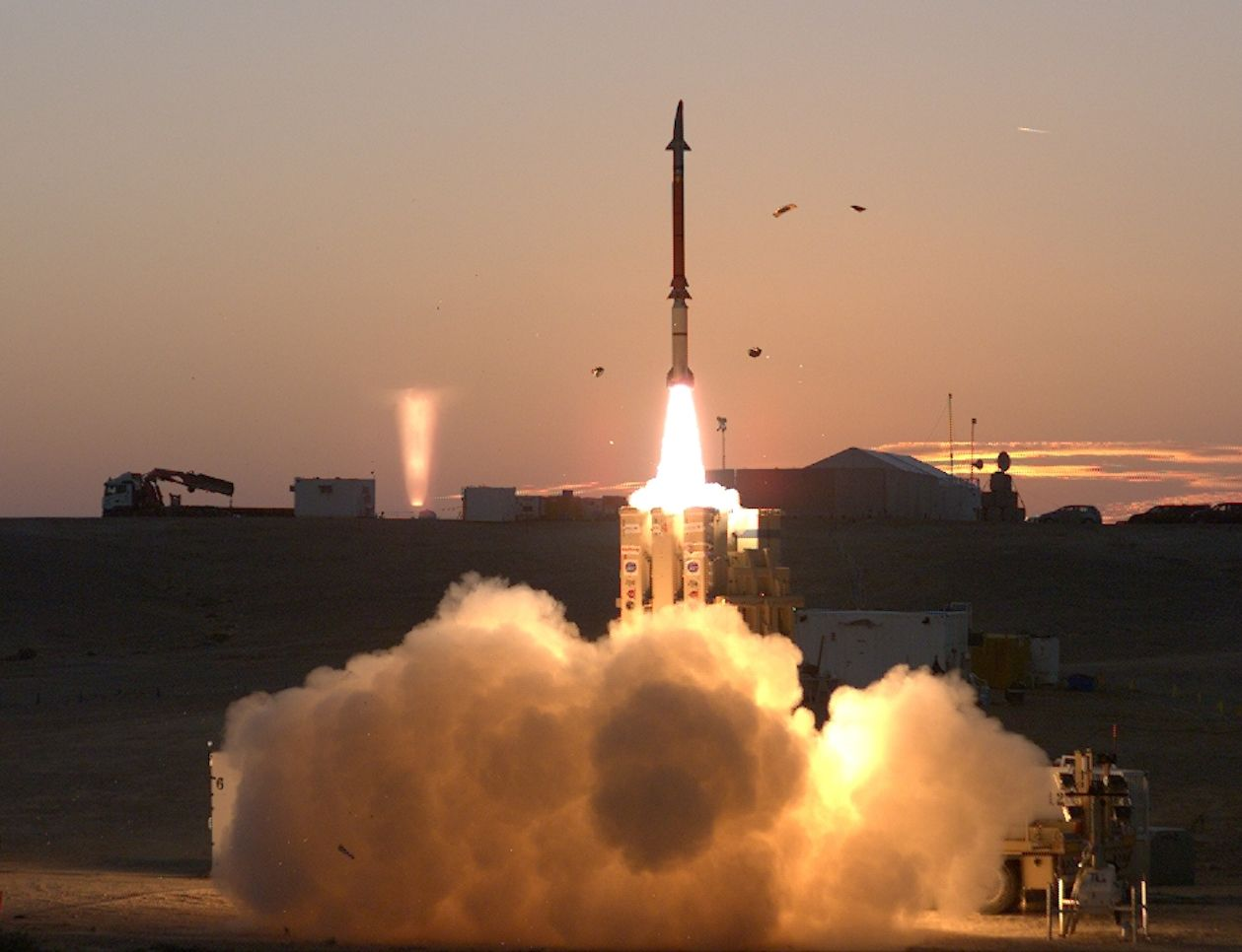 David's Sling Missile Defense System to Become Operational in Early April