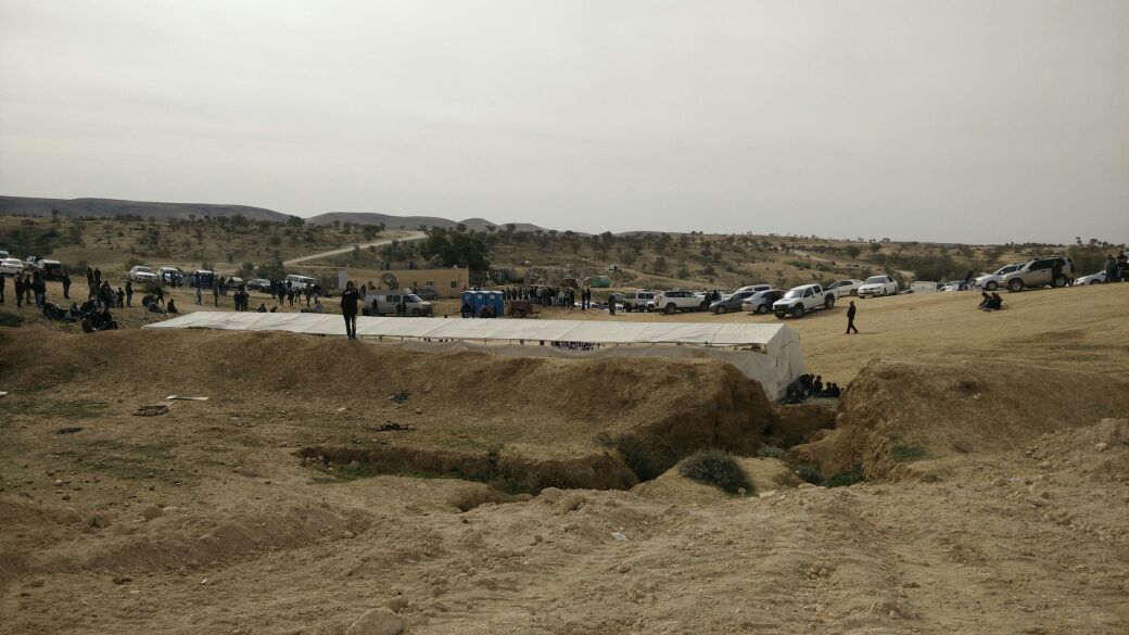 Bedouin reservists declare they won't serve as protest against discrimination