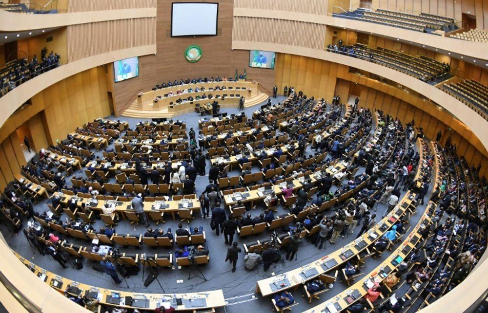اجتماع الاتحاد الافريقي