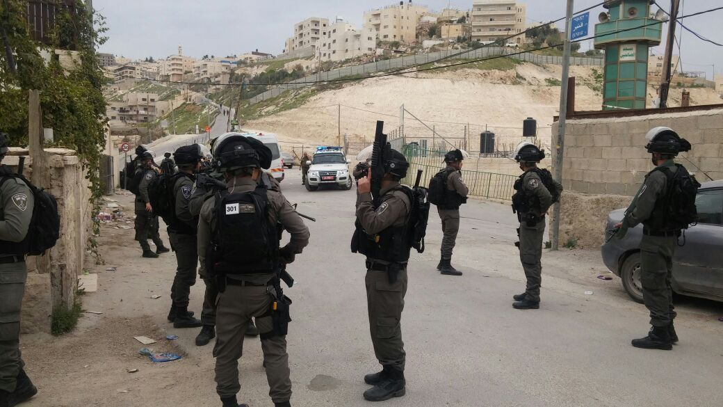 Israeli police seal off home of terrorist who carried out January truck-ramming