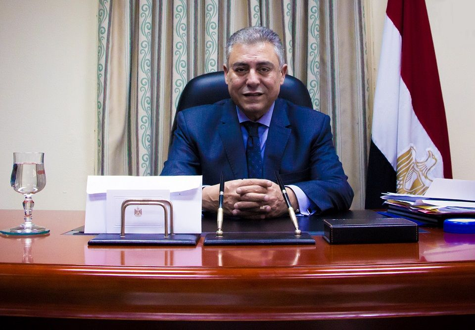 EXCLUSIVE: Egypt's Israel envoy says, there is a 'real opportunity for peace'