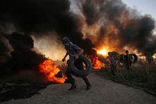 Gaza: un soldat israélien blessé dans des heurts, l'armée riposte