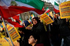 Mossad helped foil attack on Iranian opposition rally in Paris: report