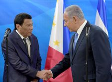 Justice ministry quashes Israel-Philippines police cooperation proposal: report