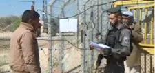 2 Palestiniens munis d'explosifs arrêtés devant un tribunal en Cisjordanie