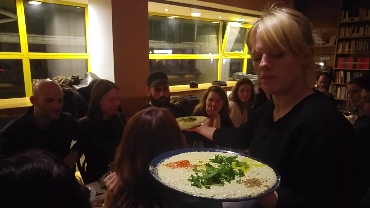 Berlin food festival highlights diversity of Jewish cuisine