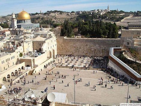 """""""Pas de modification de la frontière à Jérusalem-Est"""" (Palestiniens)"""