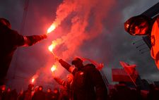 Israel condemns far-right rally in Warsaw