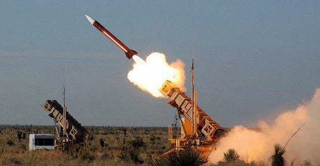 Israeli Patriot Missile Shoots Down Iranian-made Drone Over Golan Heights