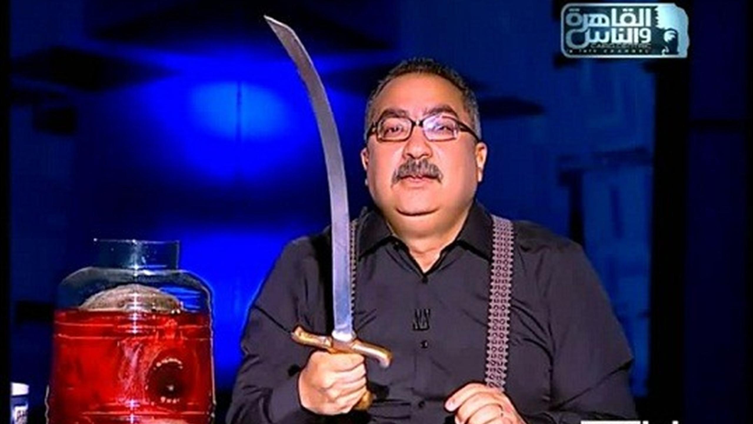 توقف البرنامج التلفزيوني للصحافي المصري المعارض ابراهيم عيسى | i24news - ما وراء الحدث