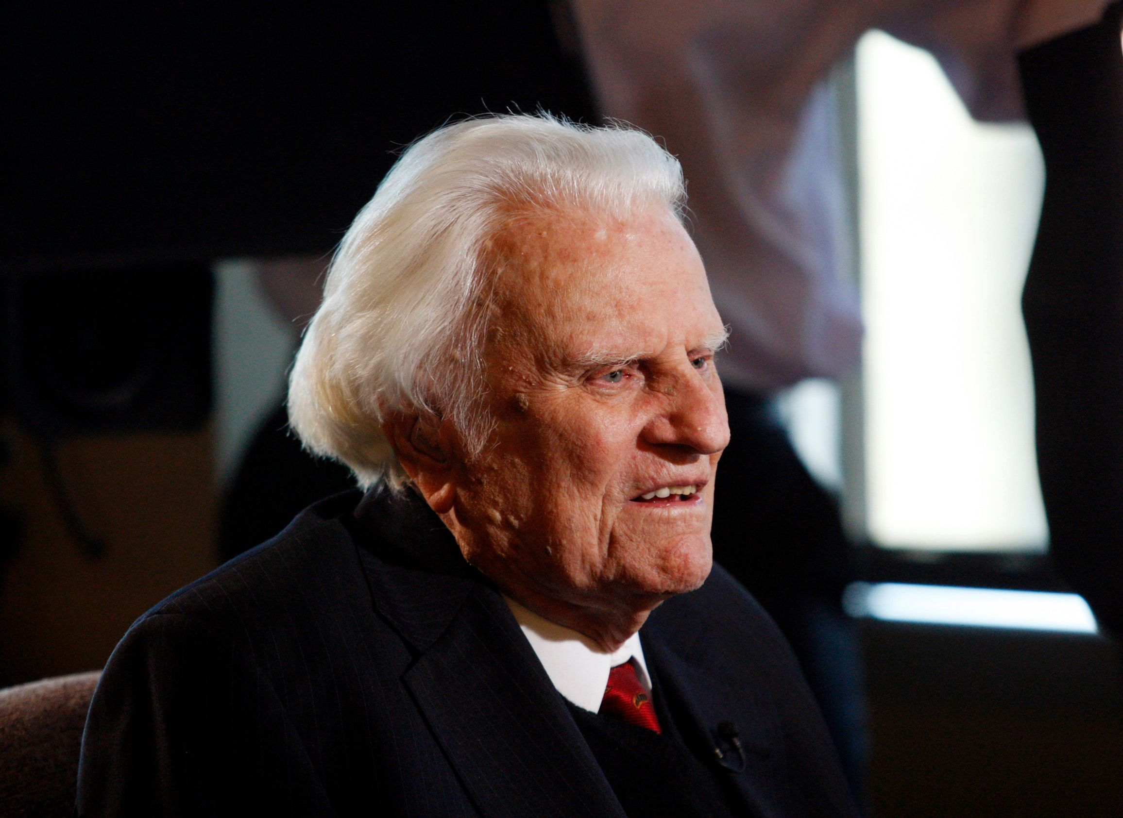 I24news Billy Graham Us Preacher To Millions Adviser To Presidents