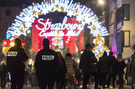 One dead, nine wounded in shooting at Strasbourg Christmas market: police