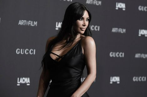Kim Kardashian gives glimpse at line for Israeli glasses giant Carolina Lemke