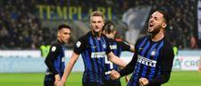 بطولة إيطاليا: فوز صعب لإنتر ميلان وخسارة مفاجئة للاتسيو