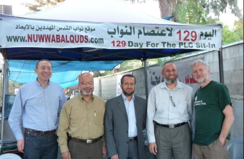 EXCLUSIVE: Jeremy Corbyn's Secret Trip To Israel To Meet Hamas - I24news