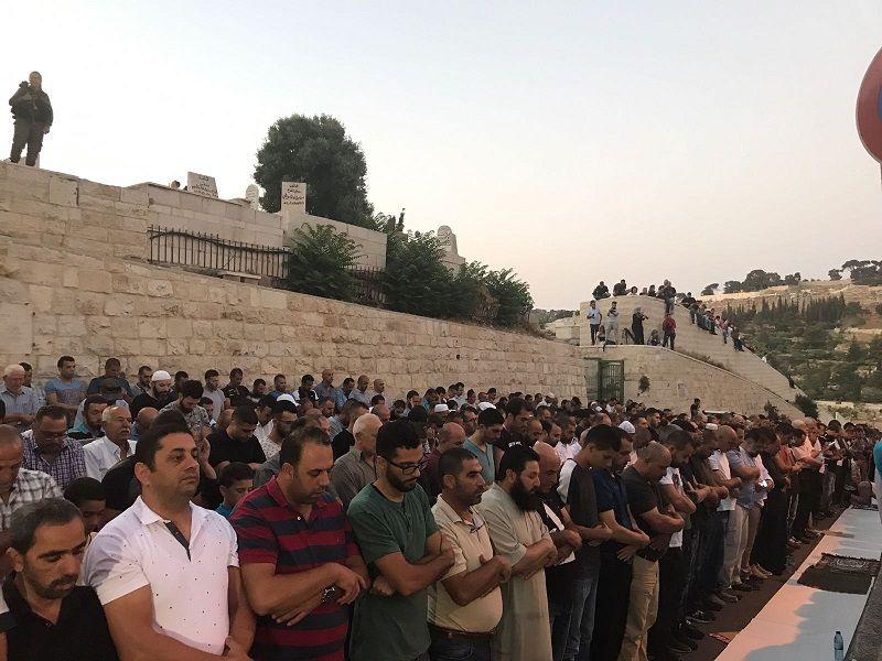 Jew Detector: Temple Mount Unrest: Metal Detectors To Stay In
