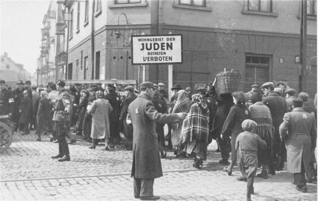"""Résultat de recherche d'images pour """"ghetto polonais"""""""