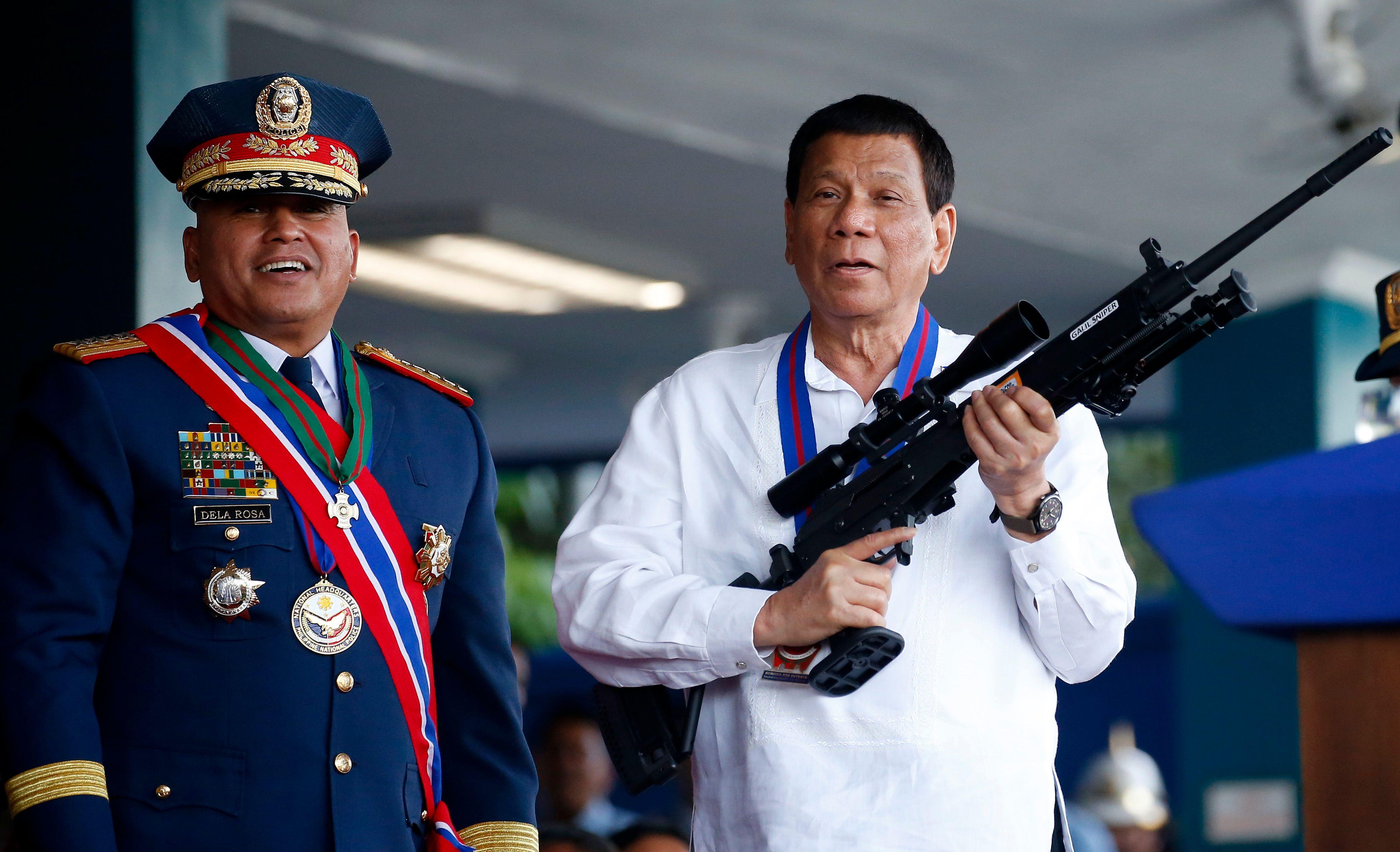 Duterte visit to Israel set for September 2-5