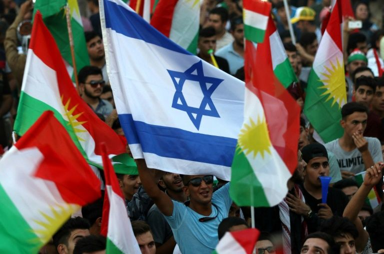Israel denies involvement in Iraqi Kurdish referendum