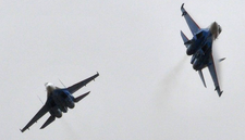 Israel satellite catches new Russian stealth fighter jets in Syria