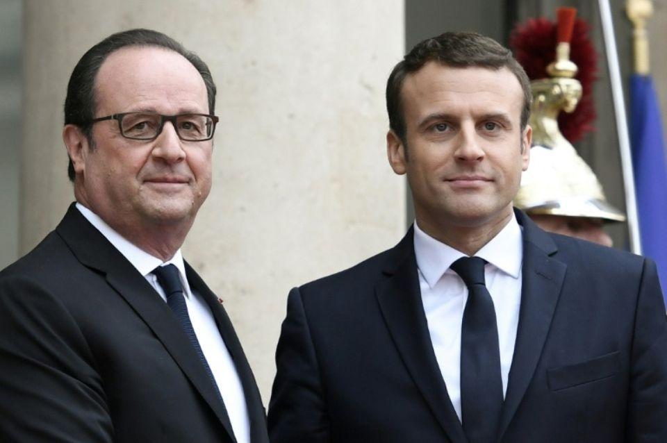 """France/social: Hollande demande à Macron d'éviter des """"sacrifices pas utiles"""""""