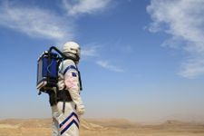 Israeli scientists simulate life on Mars in Negev desert