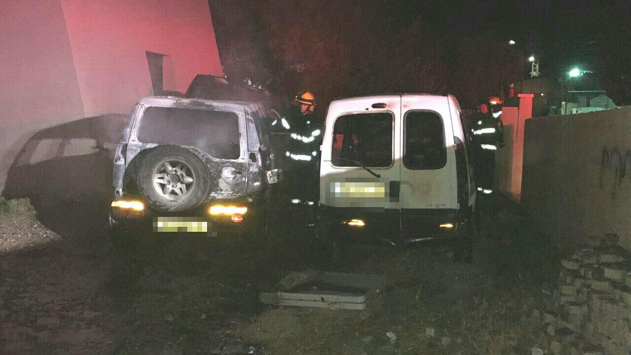Cars torched in 'Price Tag' attack in northern Israel