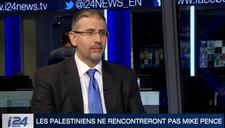 """""""Tous espèrent que les USA pourront réunir Israéliens et Palestiniens"""""""