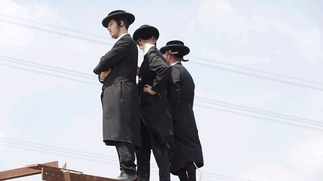 Ultra-orthodoxes à Beit Shemesh