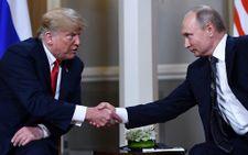 Trump conciliant avec Poutine à Helsinki suscite un tollé à Washington