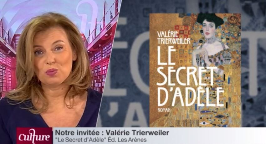 Roman, passé de Première dame et conseil à Mme Macron (Trierweiler à i24NEWS)