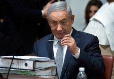 """""""Etre un dirigeant, c'est faire face à ses responsabilités"""" (Netanyahou)"""