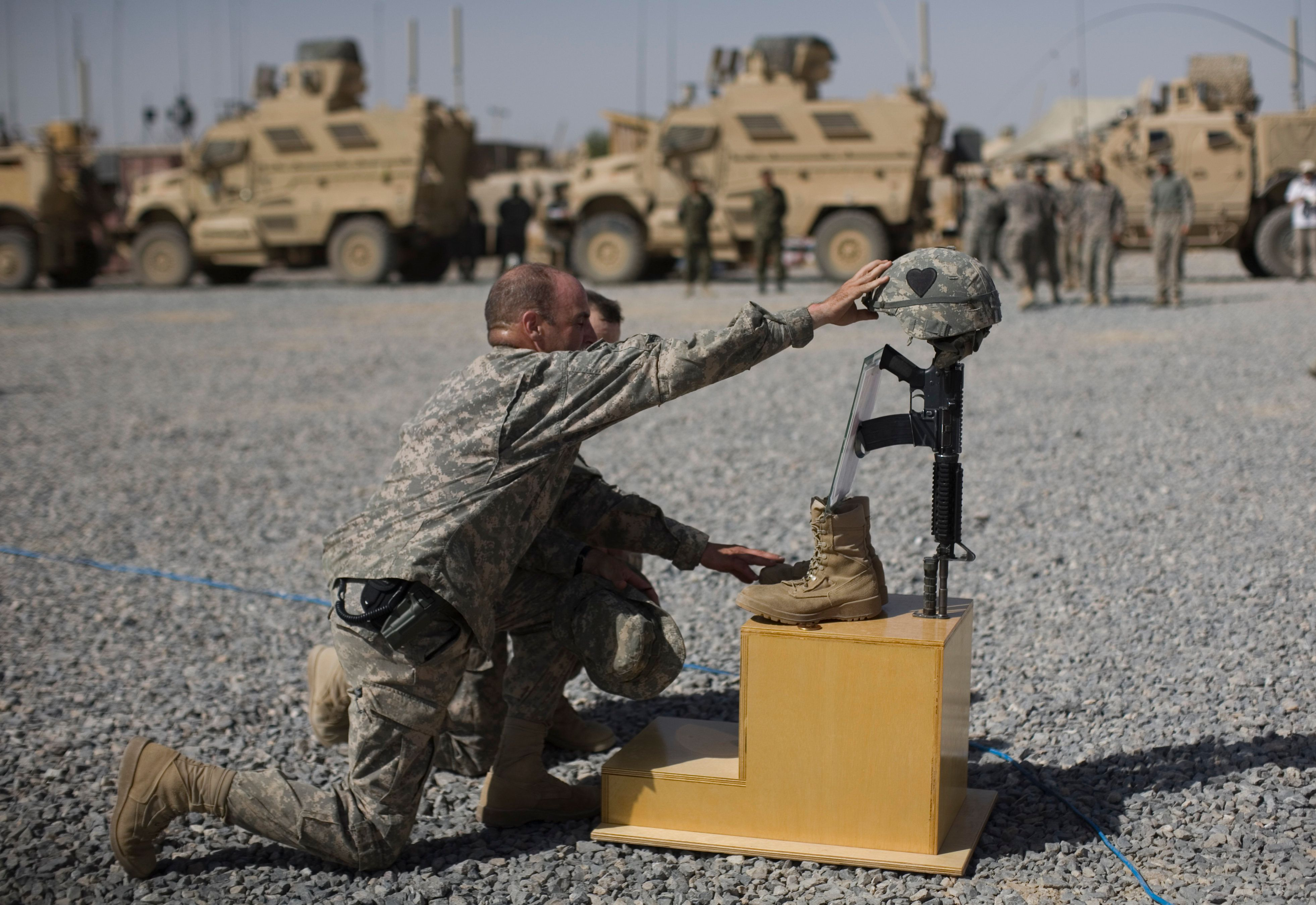 i24NEWS - United States soldier killed in Afghanistan