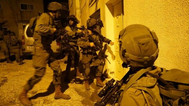 Israeli army arrests senior Hamas leader in West Bank raid