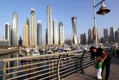 """La """"Dynamic Tower"""" de Dubaï élaborée par un architecte israélien"""