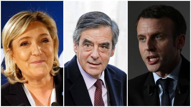 Présidentielle 2017 : premier grand débat ce soir, avec 5 candidats sur 11