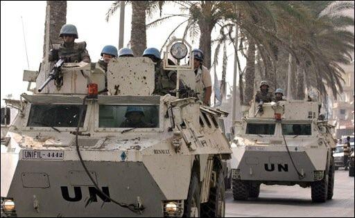 Bras de fer américain à l'ONU sur le mandat des Casques bleus au Liban