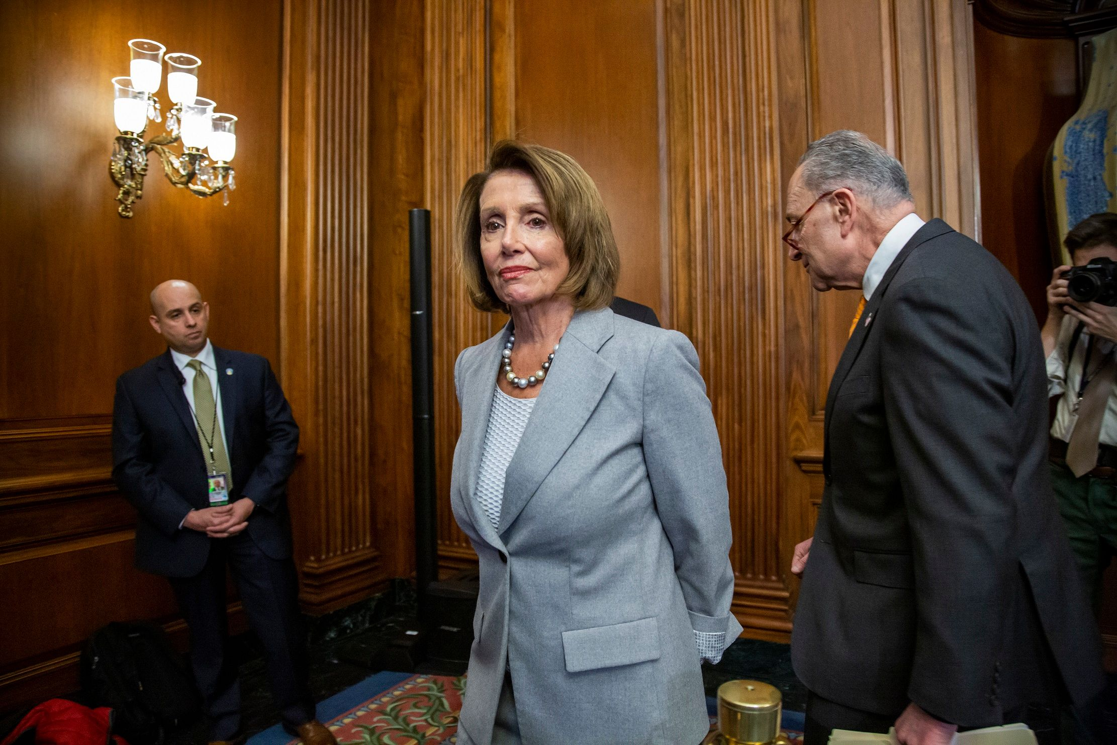 Nancy pelosi tits